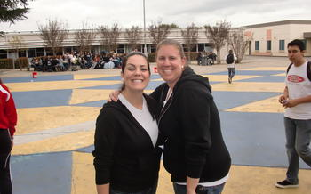 Battle of the Classes Spirit Week: Twin Day - March 2011