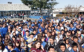 Battle of the Classes Spirit Week: SC Gear Day - March 2011