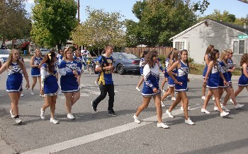 Homecoming Parade - October 2011
