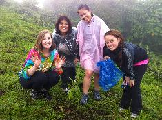 Planting a Tree in the Costa Rican Cloud Forest