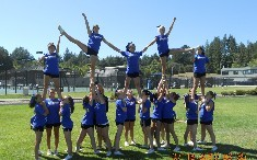 Cheer at USA Summer Camp